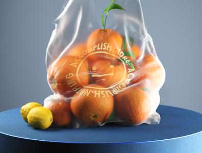 Plastic & Oranges