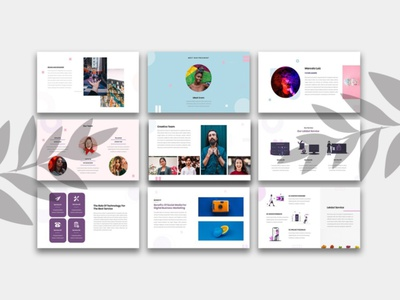 Lekdut Presentation creative corporate powerpoint template ppt template powerpoint business design powerpoint presentation powerpoint design company