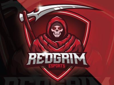 RedGrim ESport Logo