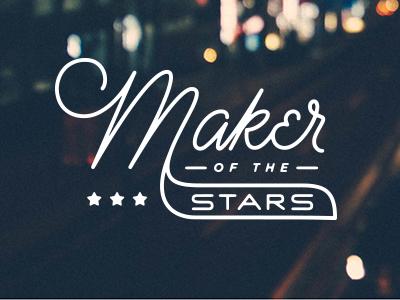 Maker Of The Stars