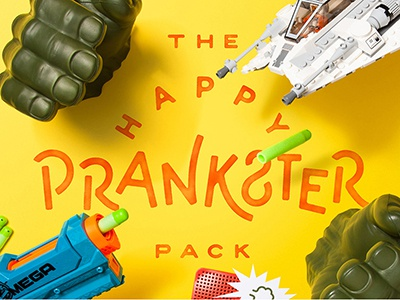 The Happy Prankster Pack