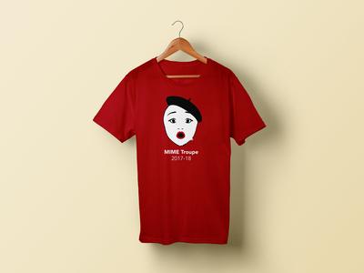 Clarkston High School Mimes T-Shirt