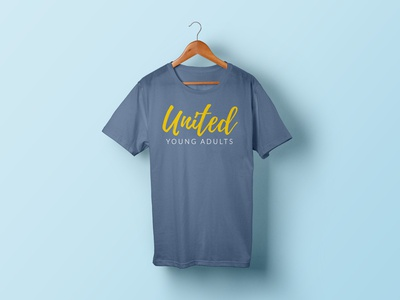 United Young Adults T-shirt