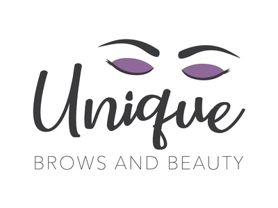 Unique Brows And Beauty Logo
