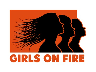 Girls on Fire Logo