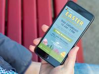 Easter Eggstravaganza - Instagram Story