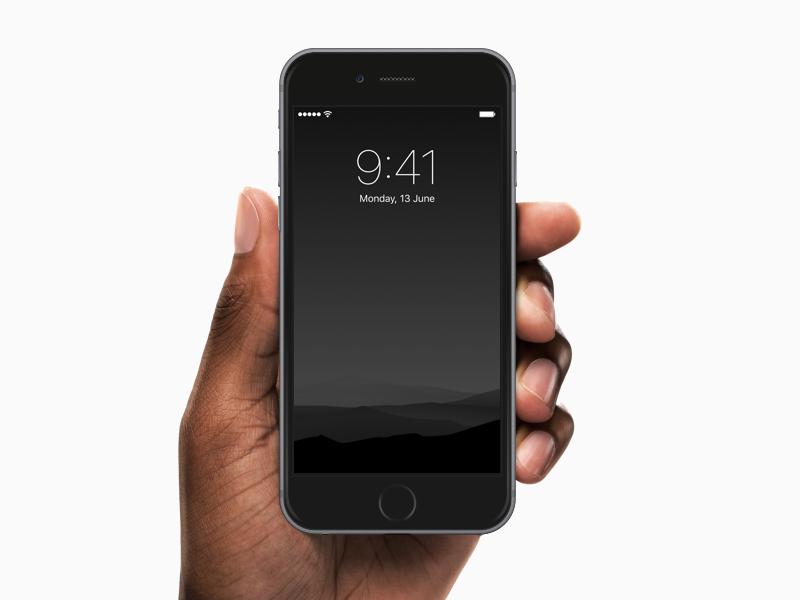 Night Wallpaper illustration free download dark minimal apple watch ipad iphone wallpaper night