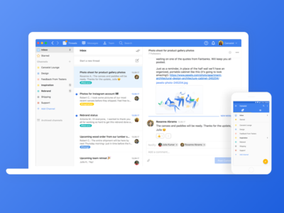 Introducing Twist, the team communication app