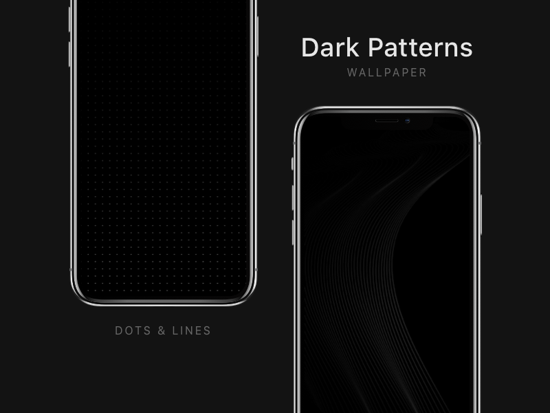 Dark Patterns Wallpaper dark patterns free android iphone x download phone wallpaper xl google pixel