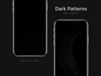 Dark Patterns Wallpaper