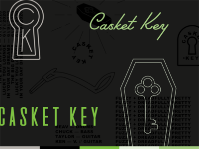 Casket Key — Brand Pieces