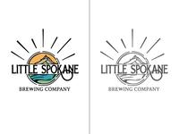 Little Spokane Brewery Logo