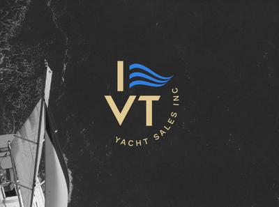 IVT Yacht Sales Branding