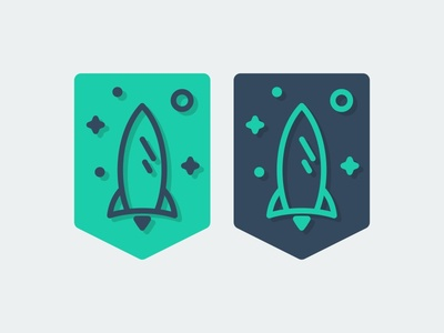 Launch Rocket Logo - WIP
