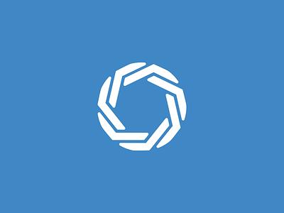 Infinity for Days circle infinity logo design identity branding logo