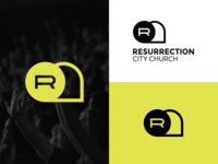 Church Logo - Resurrection City Church