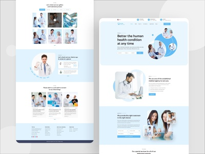 Covax - Medical Clinic & Doctor Template veterinary clinic skincare clinic plastic surgery clinic pharmacy medicine medical hospital healthcare health doctors clinic template doctor dentist dental practice clinic webdesign website landing page website design creative design