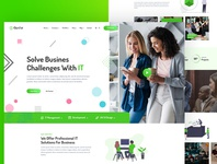 Opstar - React Next IT Solutions Company Template
