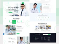 Fovia - Medical Doctor & Healthcare Clinic HTML Template
