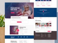 Klev - Dental & Medical HTML Template