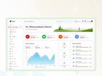 Olaf - Laravel + Bootstrap 4 Admin Dashboard Template