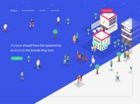 Birchal - Crowdfunding Platform