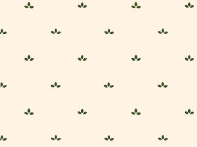 Tiny Leaves Repeat Pattern