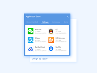 Application Store Lite Version