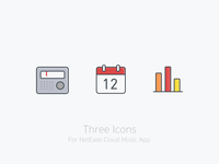 Three Icons
