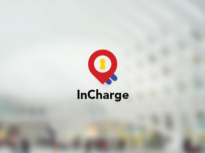 Incharge logo display