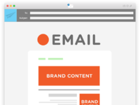 Inapp email wireframe full