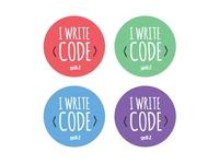 Girl Develop It Stickers