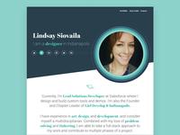 WIP: Portfolio Website
