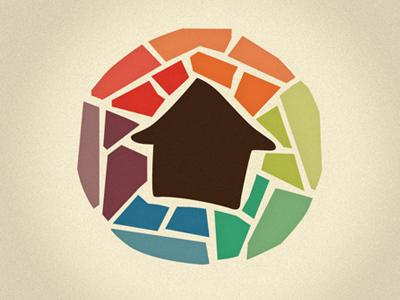 Campus house logo
