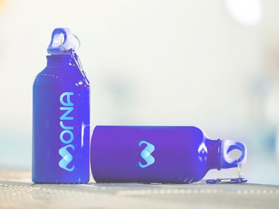 Logo Design For water bottle Company