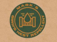 Mark's Bird's Nest Repellent