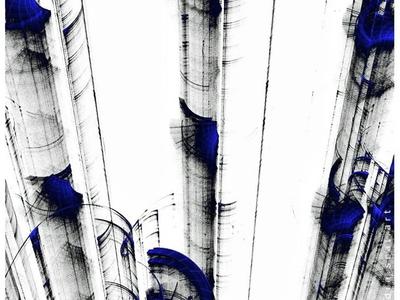 untitled 02. sketch series art experimental glitch effect newmediaart generativeart digitalart abstract art