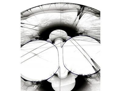 untitled 03. sketch series art experimental illustration newmediaart generativeart digitalart abstract art