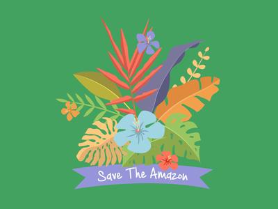 Floral Amazonas