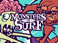 Monsters of Surf: The Shop!