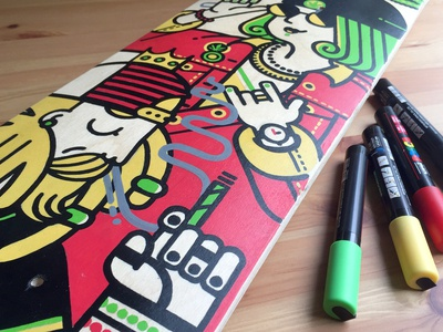 Boards & poscas #1