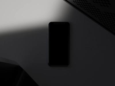 NNNN Pro Audio Calculator speakers audio app animation ui design product octanerender c4d