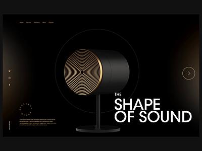 S10 Speaker Concept