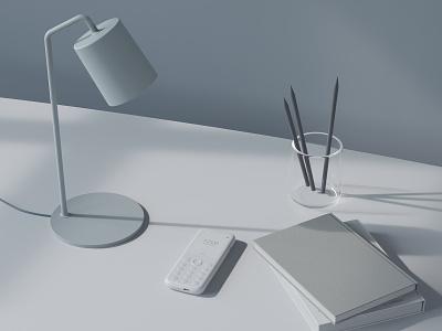 Mudita Pure product design c4d 3d octanerender