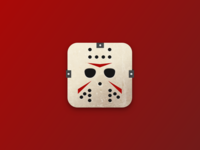 DailyUI 005 - Friday the 13th (App Icon)