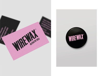 WIREWAX Merchandise Mockups