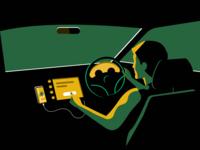 Car connecting app