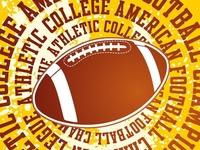 American Football vector art