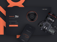 Capsule 360 Web Page