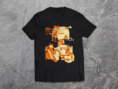 Miscellany: A Jazz Nutcracker T-Shirt